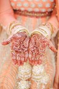 Lovely Bridal Mehndi