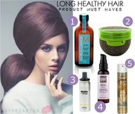 Long Healthy Hair |