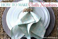 how to make cloth na