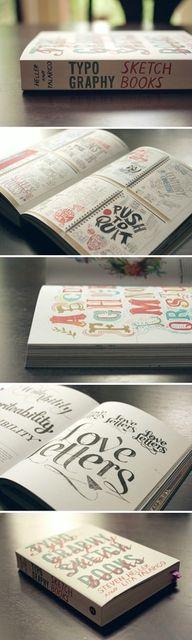 Typography Sketch Bo
