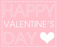 Happy Valentine's Day <3