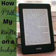 How I Fill My Kindle...