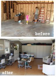 Garage converted int