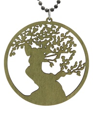 Tree of Life Necklac