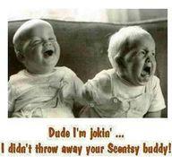 #Scentsy #Humor Visi