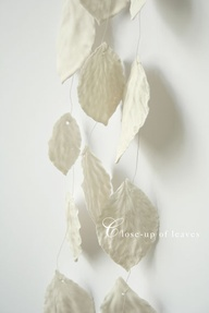 porcelain leaves gar
