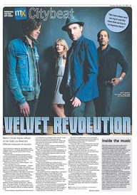 Metric in MX Newspap