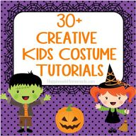 30 creative kids cos