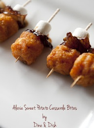 Sweet Potato Bites |