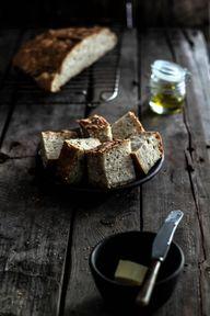 brød med linser