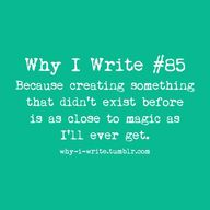 Writing Prompts:  1.