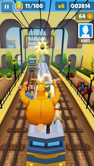 Subway Surfers - I'm