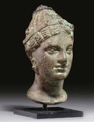 Etruscan anthropomor