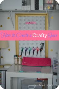 how to create a craf
