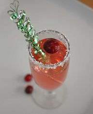 Holiday Drink :: Chr