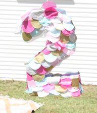 confetti party pinat