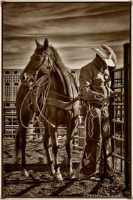Preparing to Rodeo,