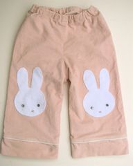 Bunny Pants! (with a