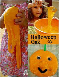 Halloween Gak - This