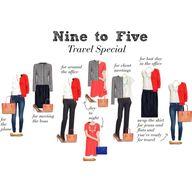"""Nine to Five - Trav"