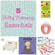 5 Potty Training Ess