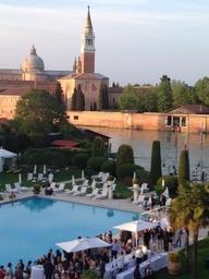 Hotel Cipriani, Vene