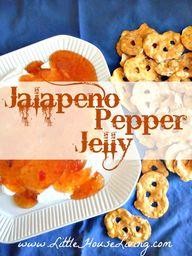 Jalapeño Pepper Jell