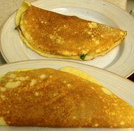 Cornbread Crepes--ve...