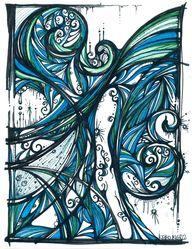 bleu by KEKIERO.devi...