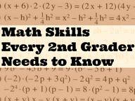 Math Skills Every 2n