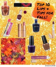 Makeup Wars Fall Lip...