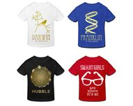 Kid science tees fro