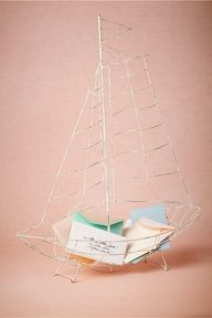 A pretty sailboat en