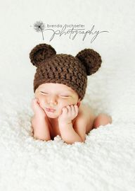 Newborn Baby Boy Hat