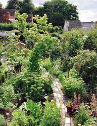 the edible garden -