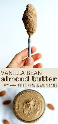 Vanilla Bean Almond