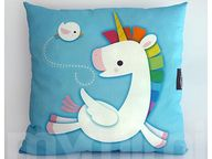 Unicorn pillow! On t