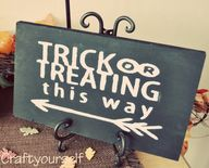 Trick or Treating th