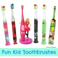 Fun Toothbrushes for