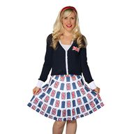 I'd rock this skirt