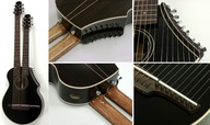 Luke Brunner harp guitar
