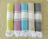 Turkish Towels in a