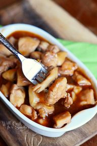 Bourbon Chicken | fr