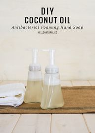 DIY Antibacterial Co