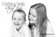 creating a family rh