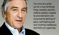 "Robert DeNiro on ""Wr"