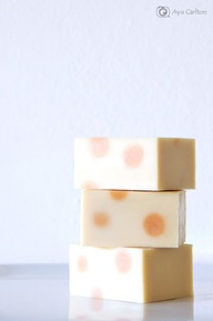 Lemon Dots Soap by T