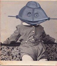 Funny Little Robot P