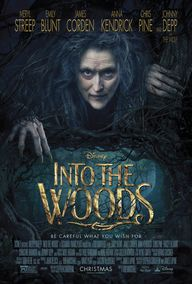 Into The Woods Relea