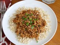 Slow Cooker Sesame C